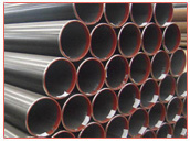 Carbon Steel ERW Pipes & Tubes