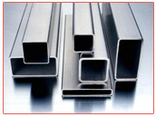 Carbon Steel Square Pipes & Tubes