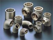 Cu-Ni 90/10 (C70600) Forged Fittings
