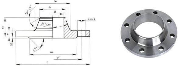 GOST / FLAT 12821-80 Flanges Manufacturer, Gost Plate Flange