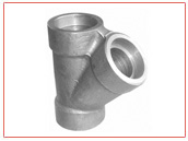 Forged Socket Weld 45° Lateral Tee