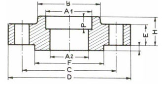 socket weld fittings dimensions pdf