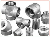 Stainless Steel 347H Forged Fittings