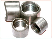 Stainless Steel 347H Outlet Fittings