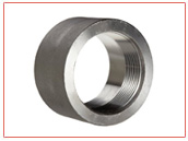 Forged Threaded Half Coupling